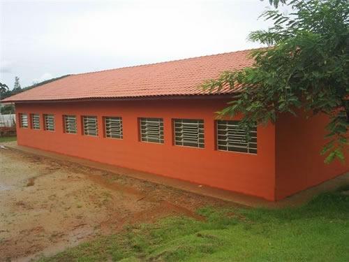 Escola de educação infantil  Morungaba/SP  Área Construída: 184 m²