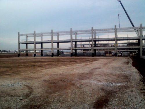 Hangar GWI  Sorocaba/SP  Área Construída: 11.000 m²
