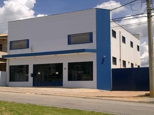 Loja de materiais de construção Jundiaí/SP  Área Construída: 600 m²
