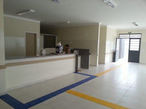 Unidade Básica de Saúde  Jundiaí/SP   Área Construída: 562 m²