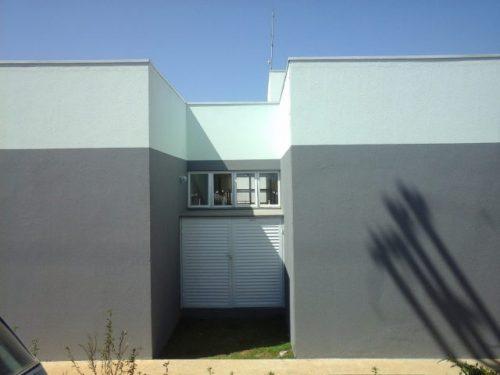 Unidade Básica de Saúde Cabreúva /SP  Área Construída: 267,25 m²